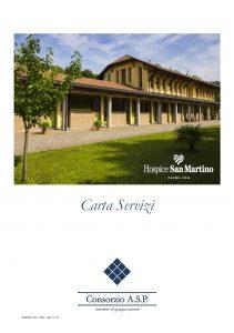 Anteprima di un documento pdf per Hospice San Martino